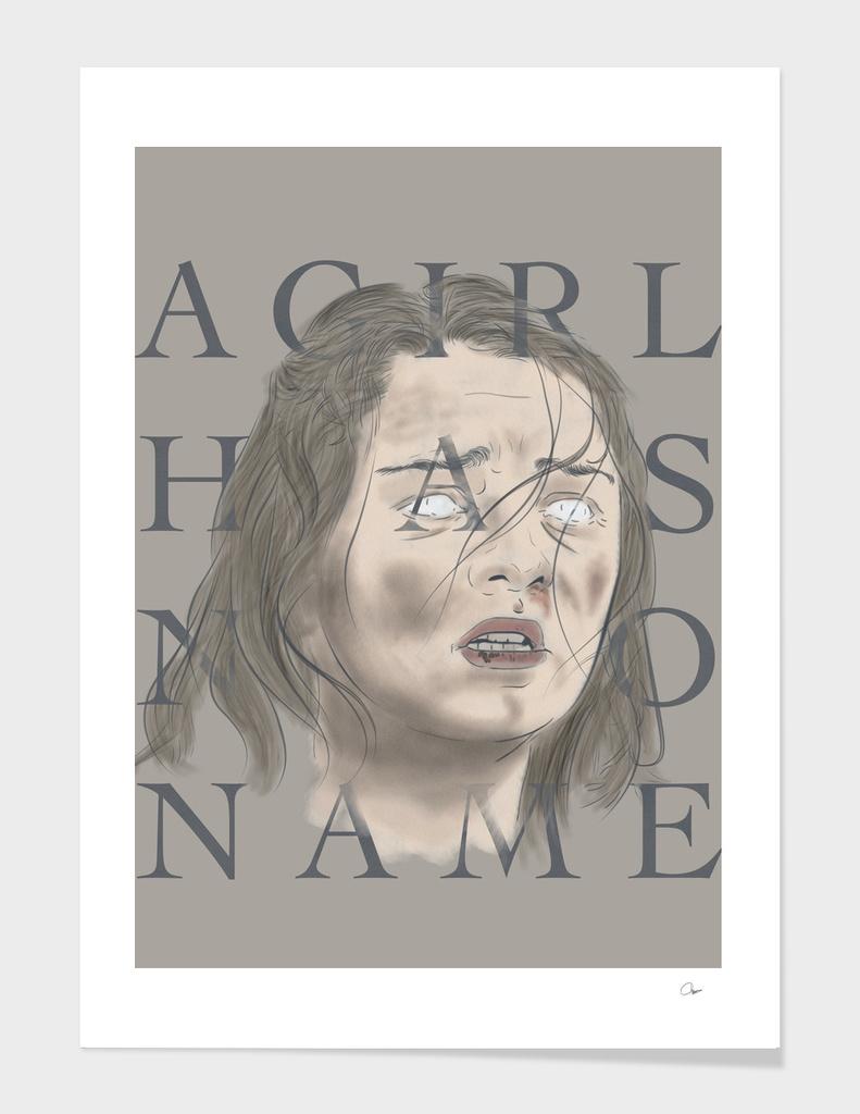 A Girl Has No Name