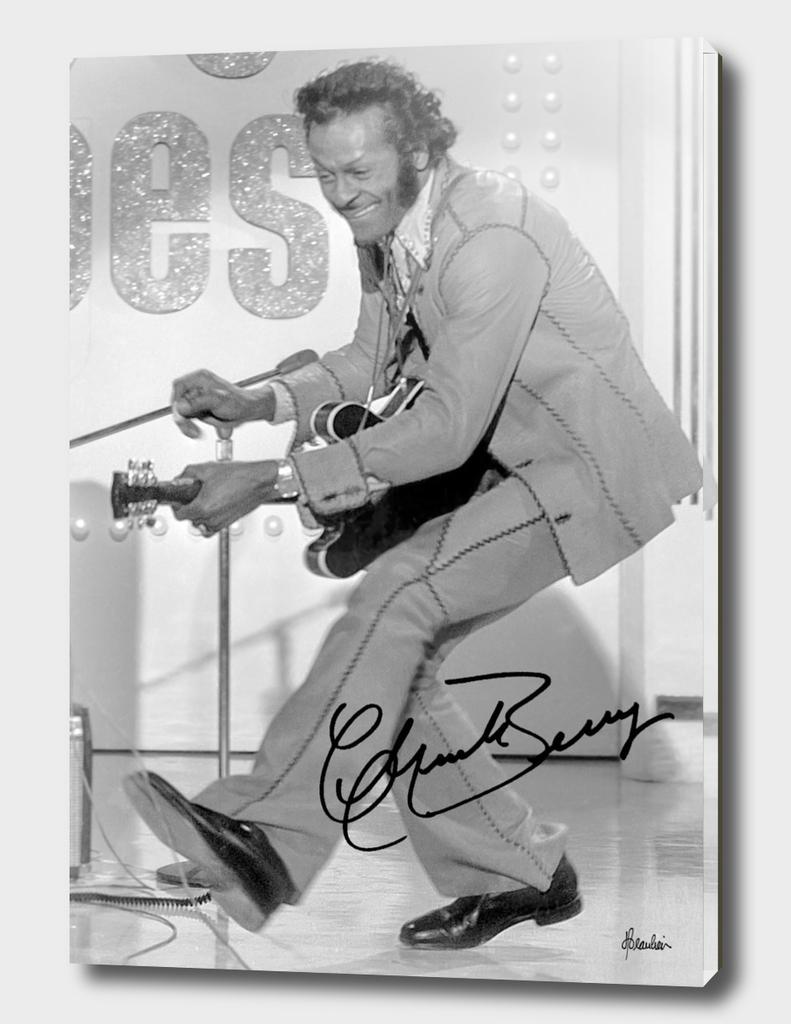 1973 Chuck Berry duck walk
