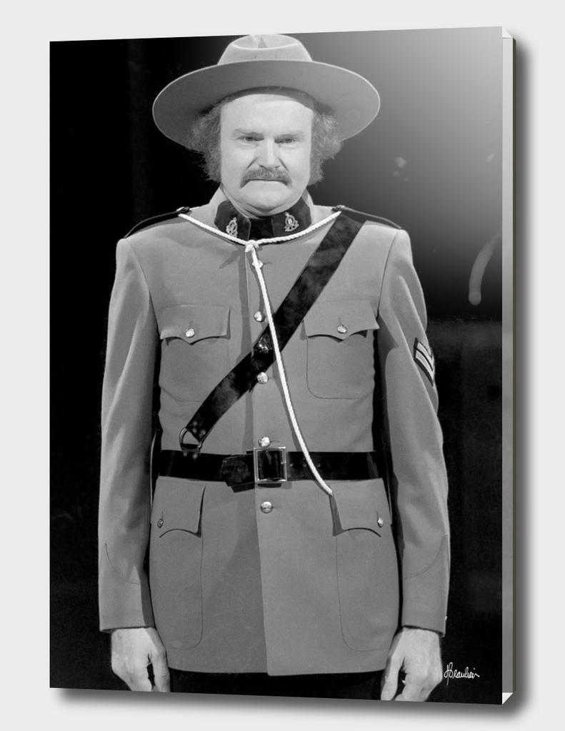 1973 Dave Broadfoot, Sgt Renfrew