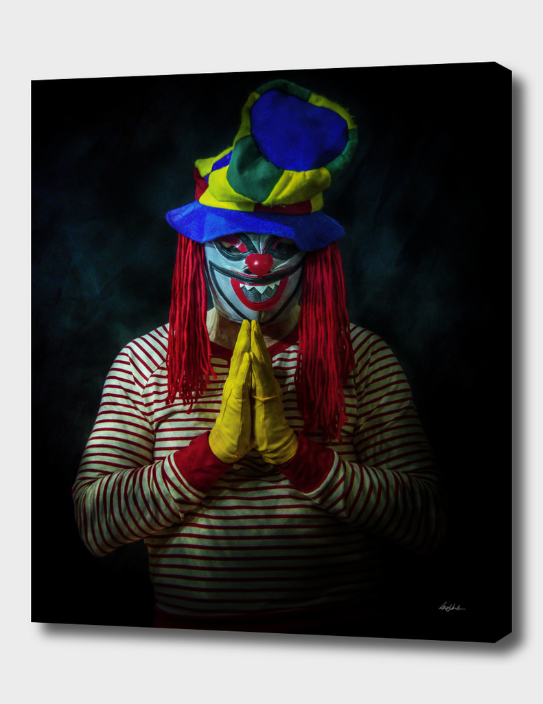 A Prayer for the Clowns