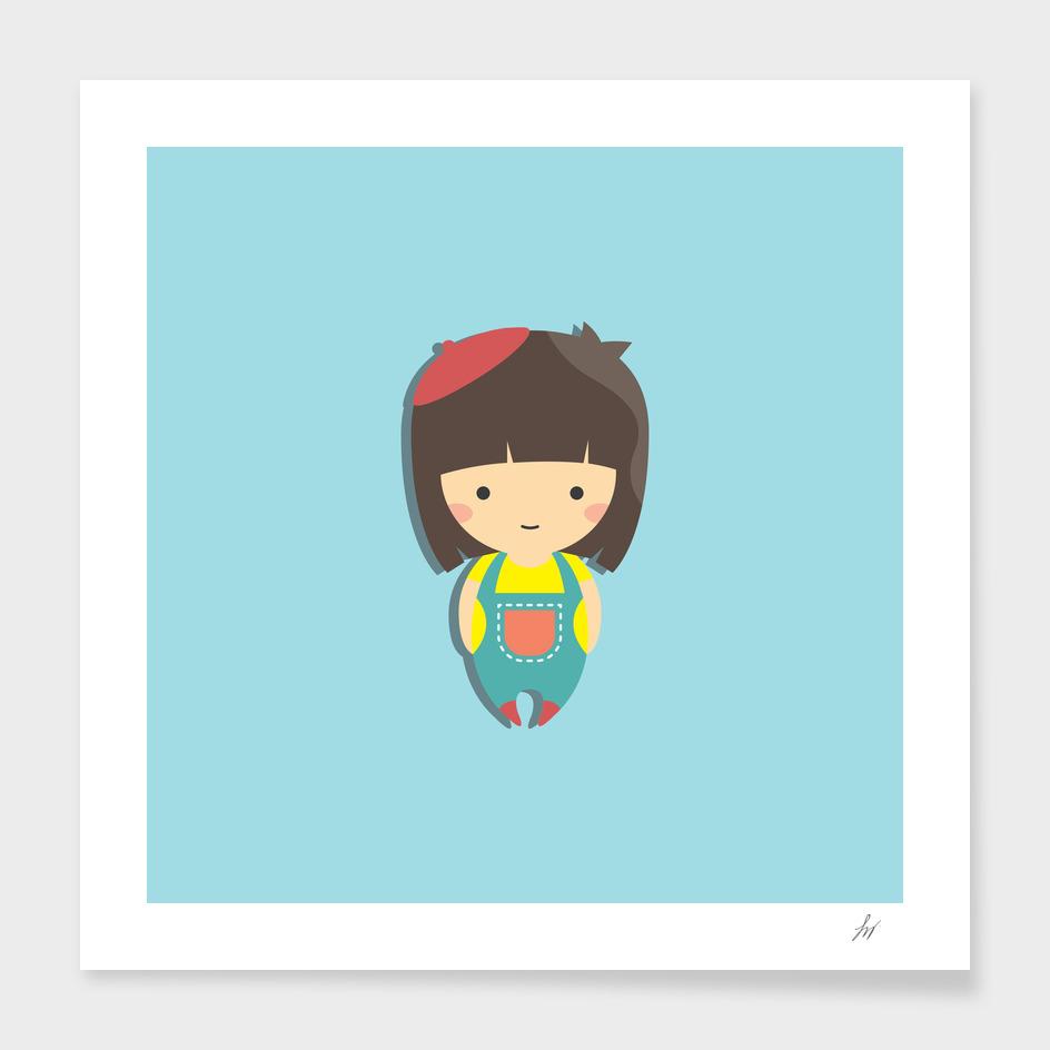 Kiddo 05 | Artist