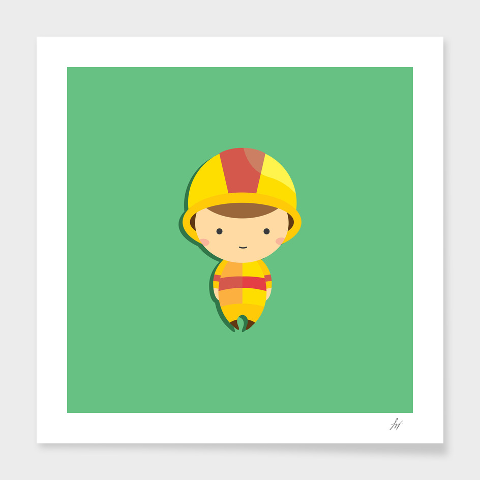 Kiddo 04 | Firefighter