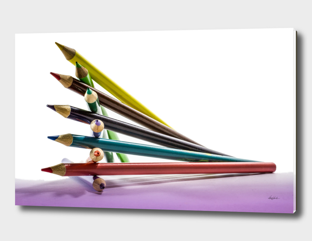 Pencil Stack