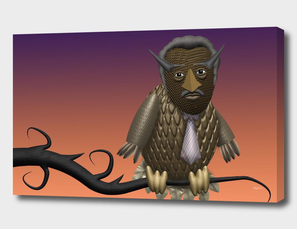 Owl Sharpton