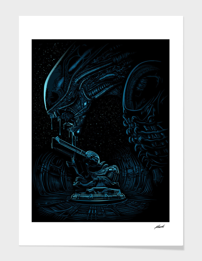 Space terror