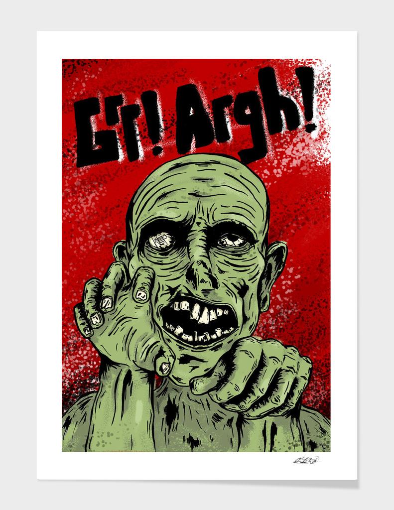 Grr! Argh!