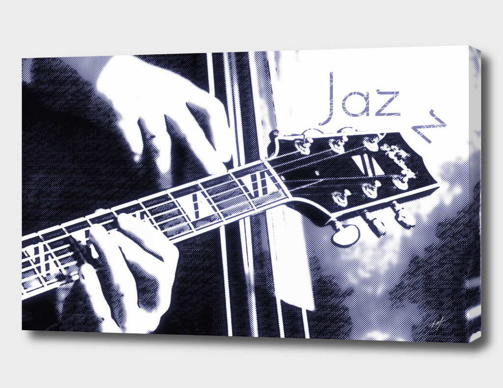 Double bass and Guitar