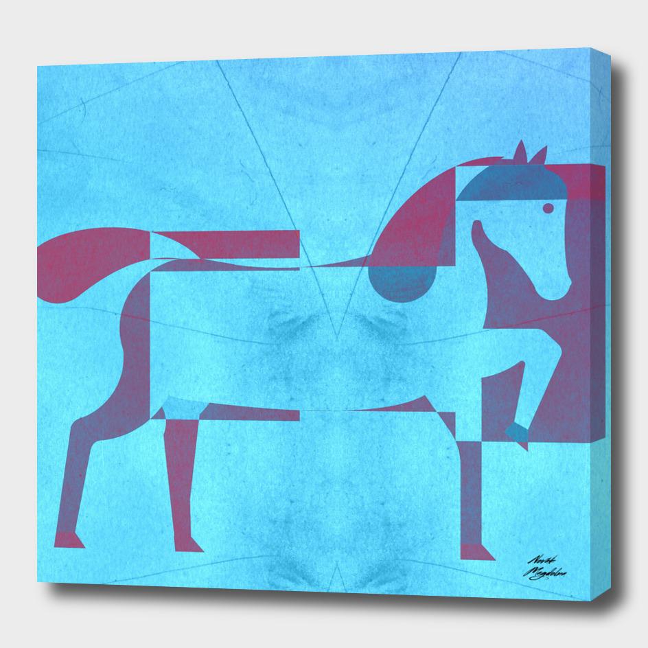 horses three