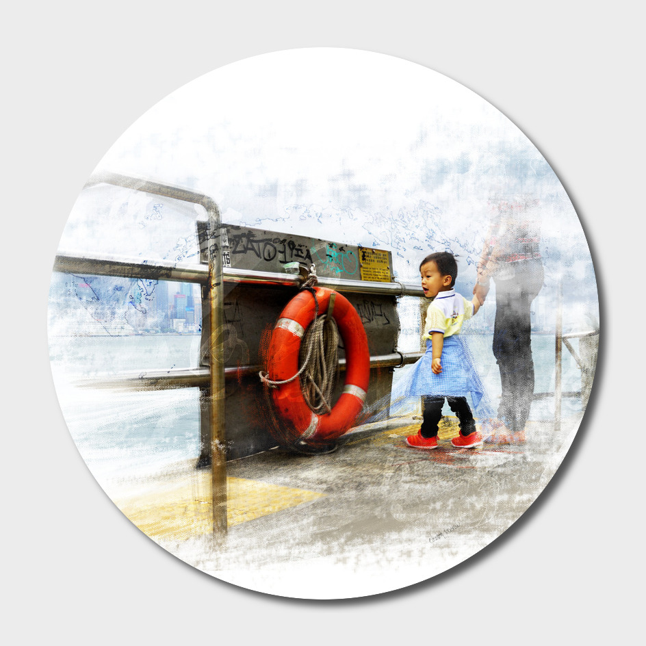 The Star Ferry Kid