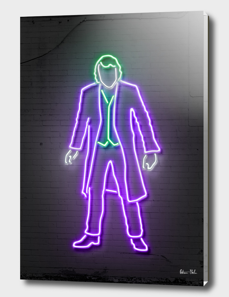 Joker neon