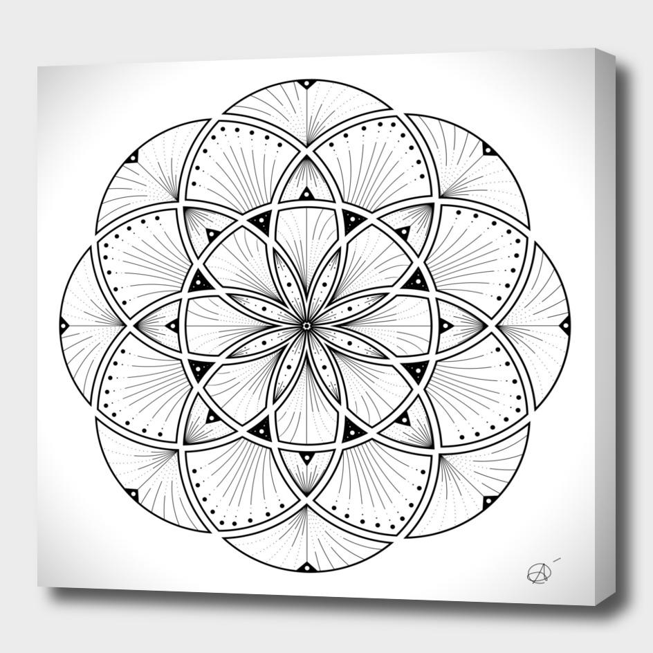 Mandala - Dash n' Dot