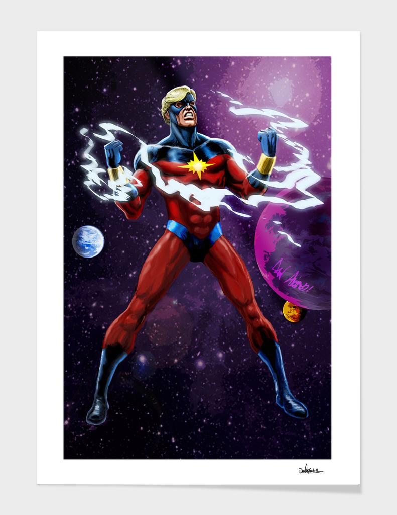 Captain Marvel (70s Version)