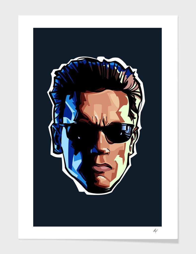 Terminator Head 1