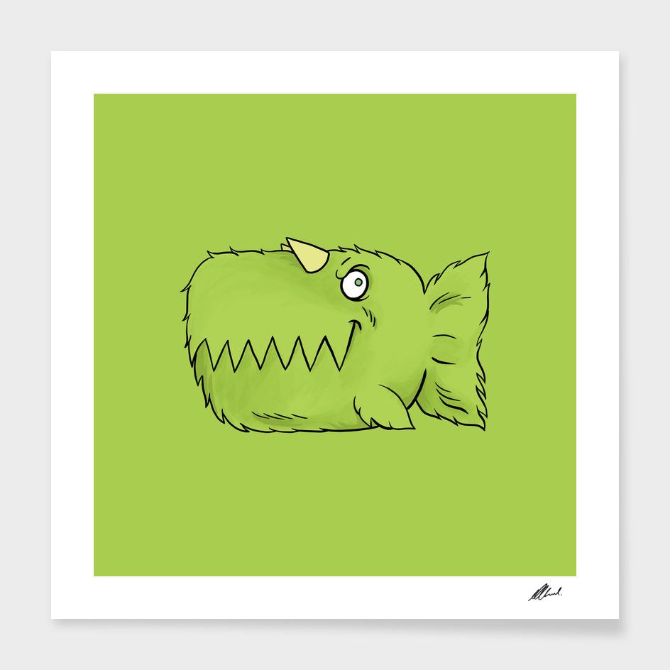 Furryrana Furrry Monsters