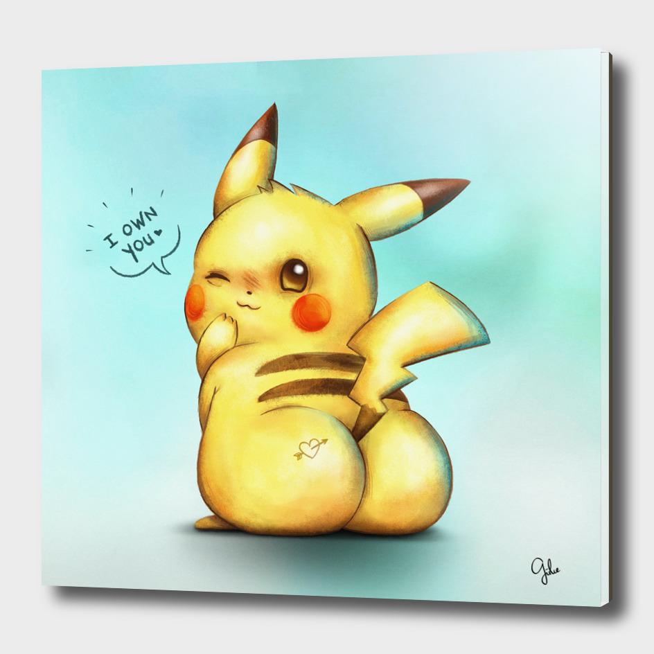 Lil' Pikachu
