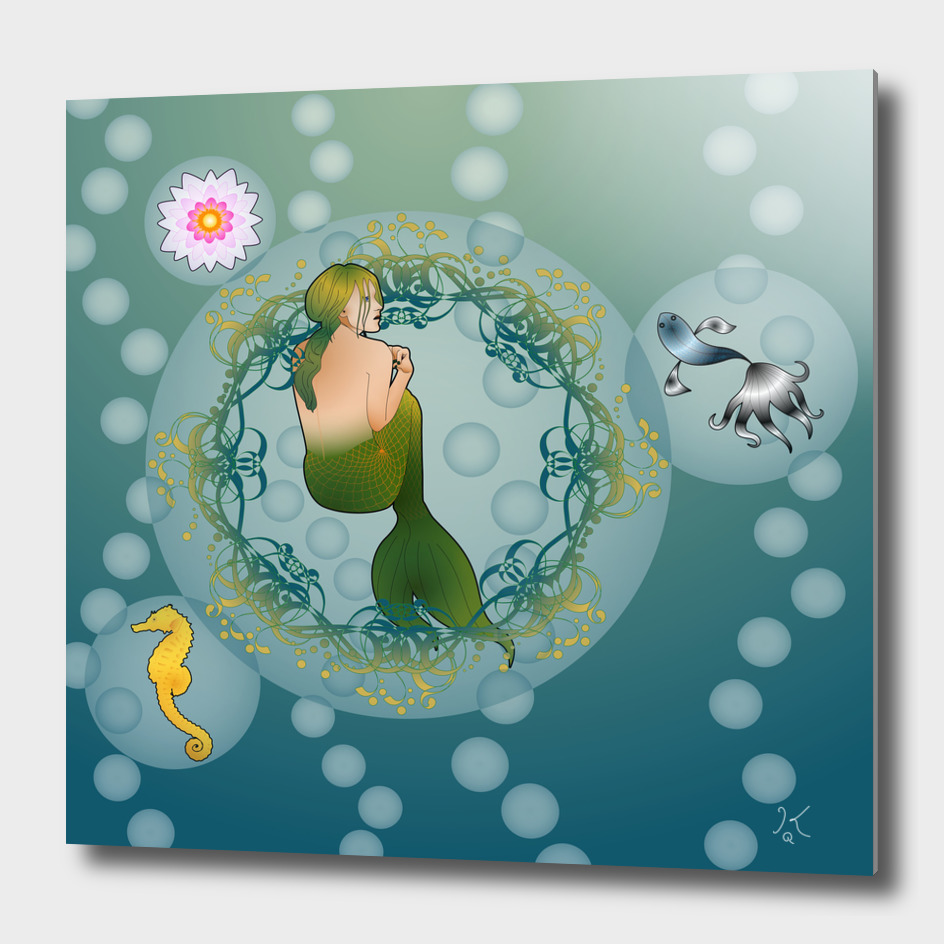The Journey of the Mermaid