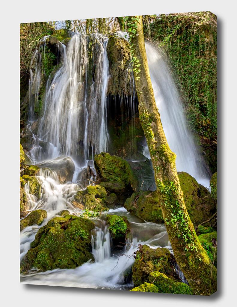 Waterfall Altube