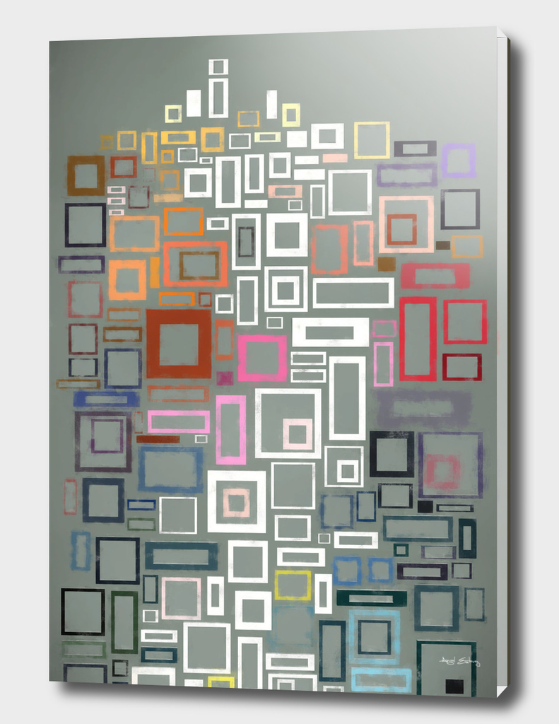 Abstract composition 501