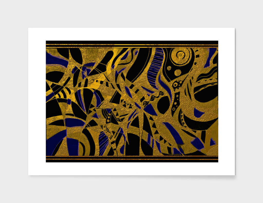 abstract forms no.3