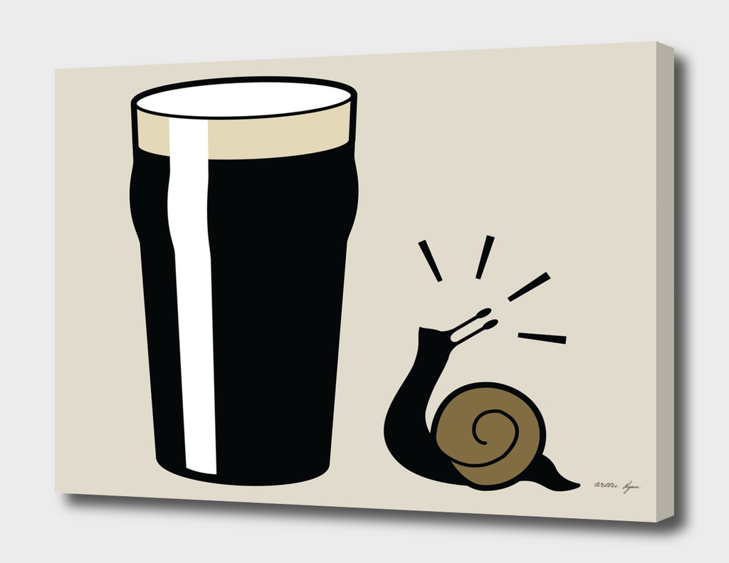 Snail Beer Trap