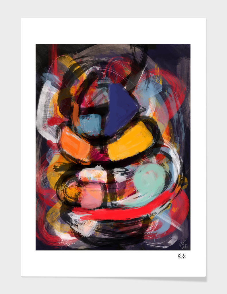 abstraction-expressioniste