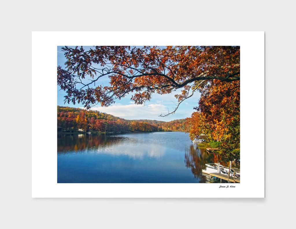 Lake Killarney in Autumn Beauty