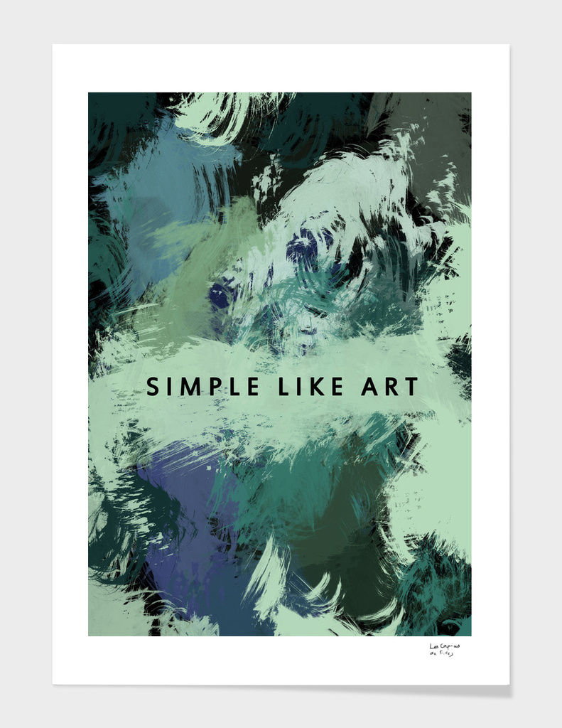 SIMPLE LIKE ART