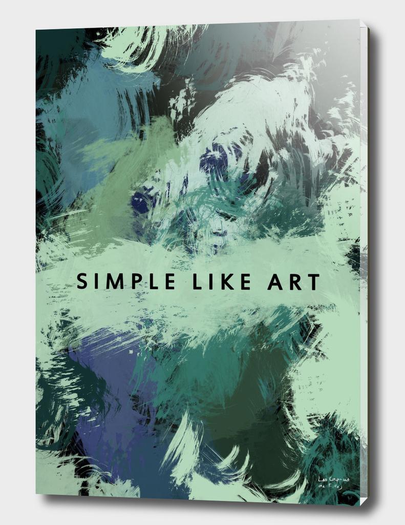 SIMPLE LIKE ART