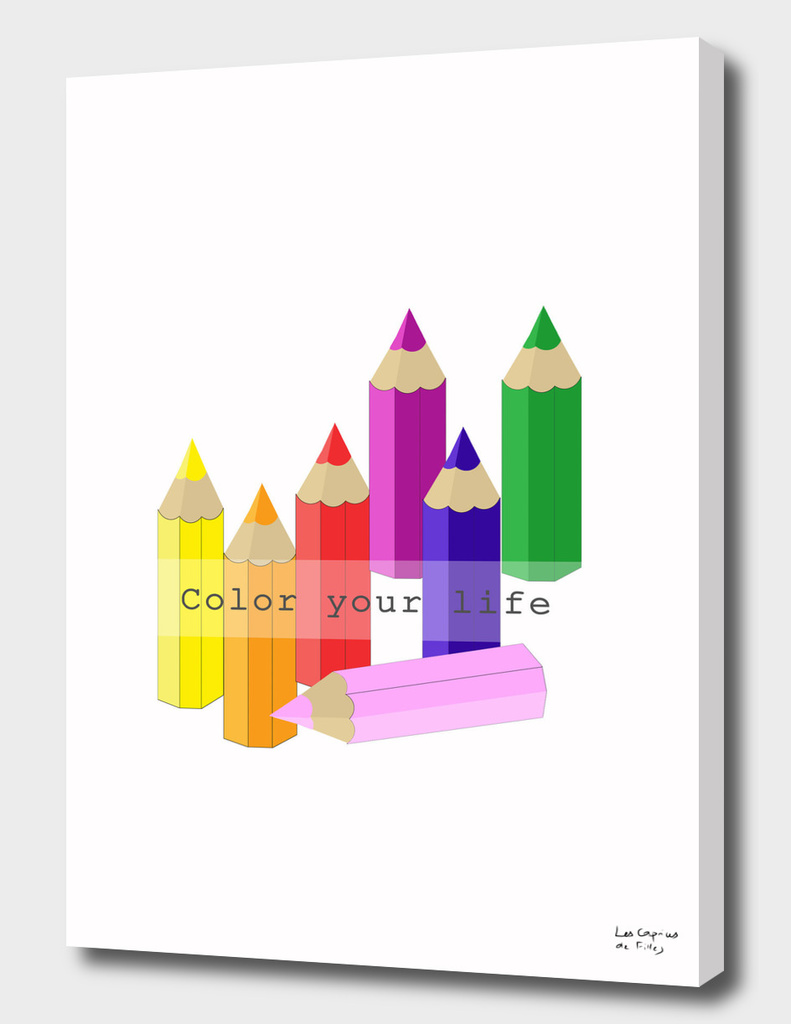 Color your life