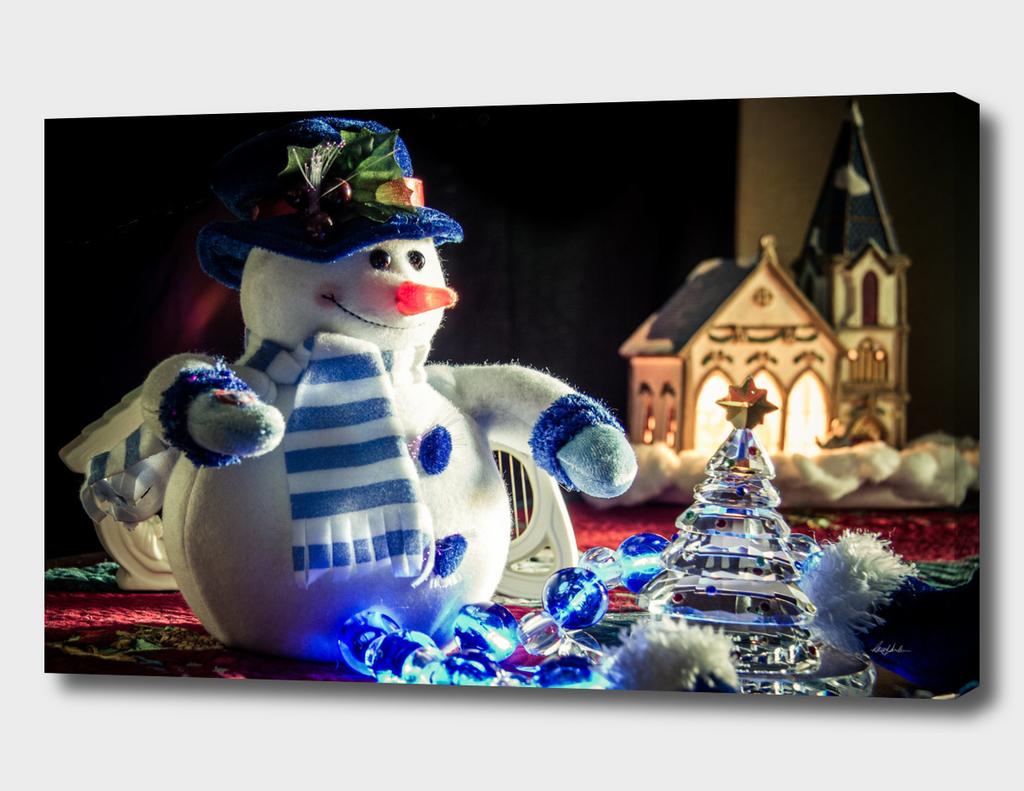 Frosty Jez Chillin