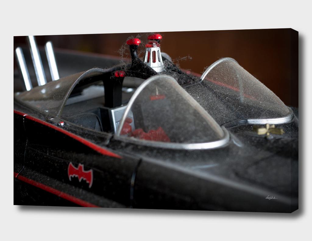 Dirty Batmobile