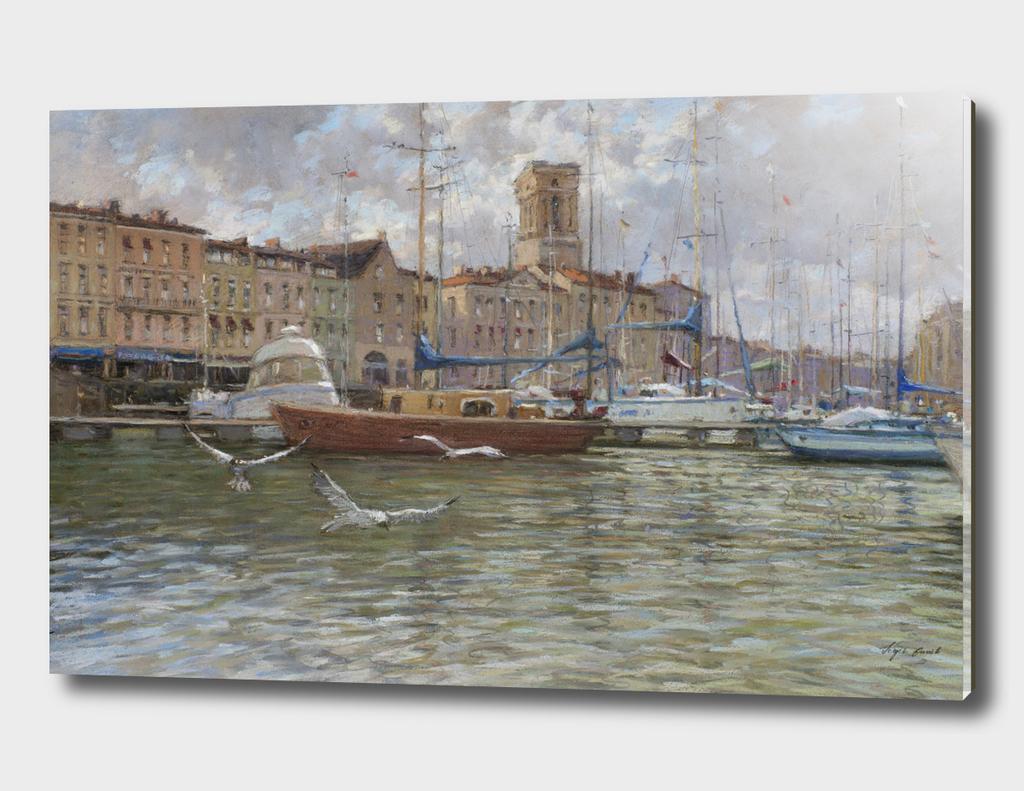 La Rochelle view(France)