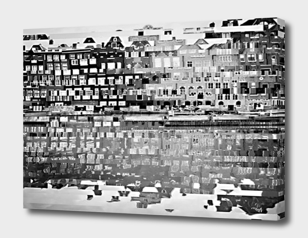 sliced canal