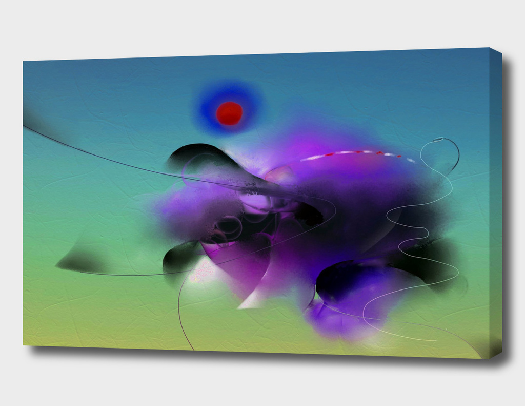 abstract scenery