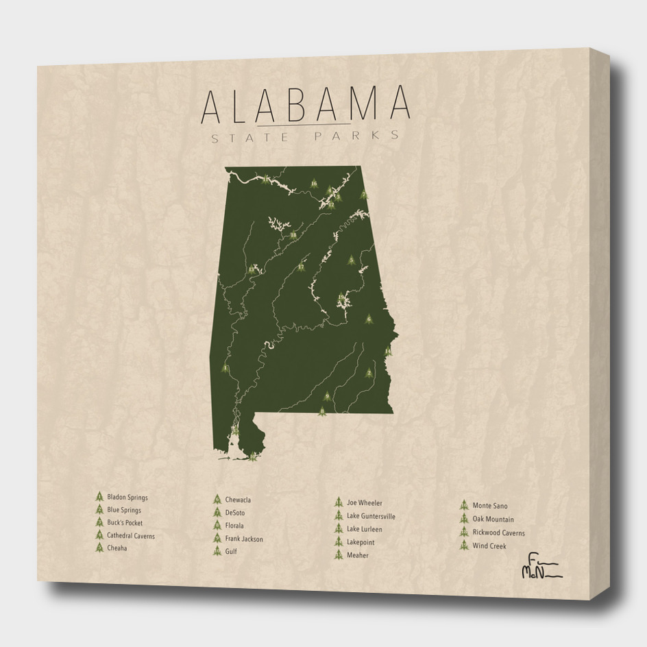 Alabama Parks