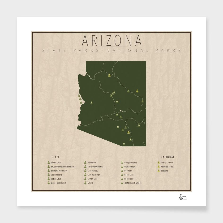 Arizona Parks