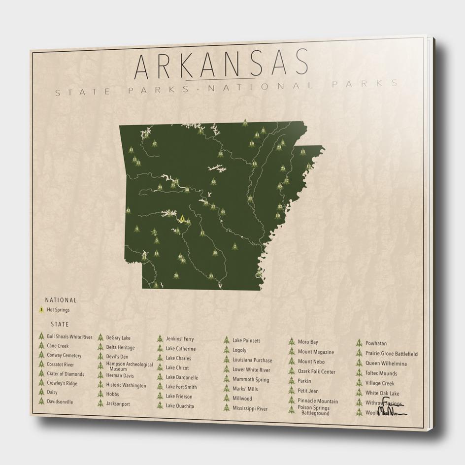 Arkansas Parks