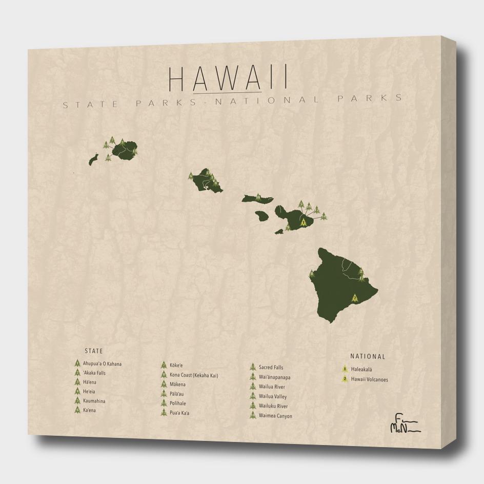Hawaii Parks
