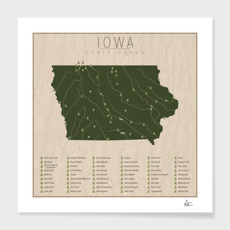 Iowa Parks