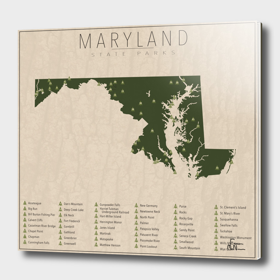 Maryland Parks