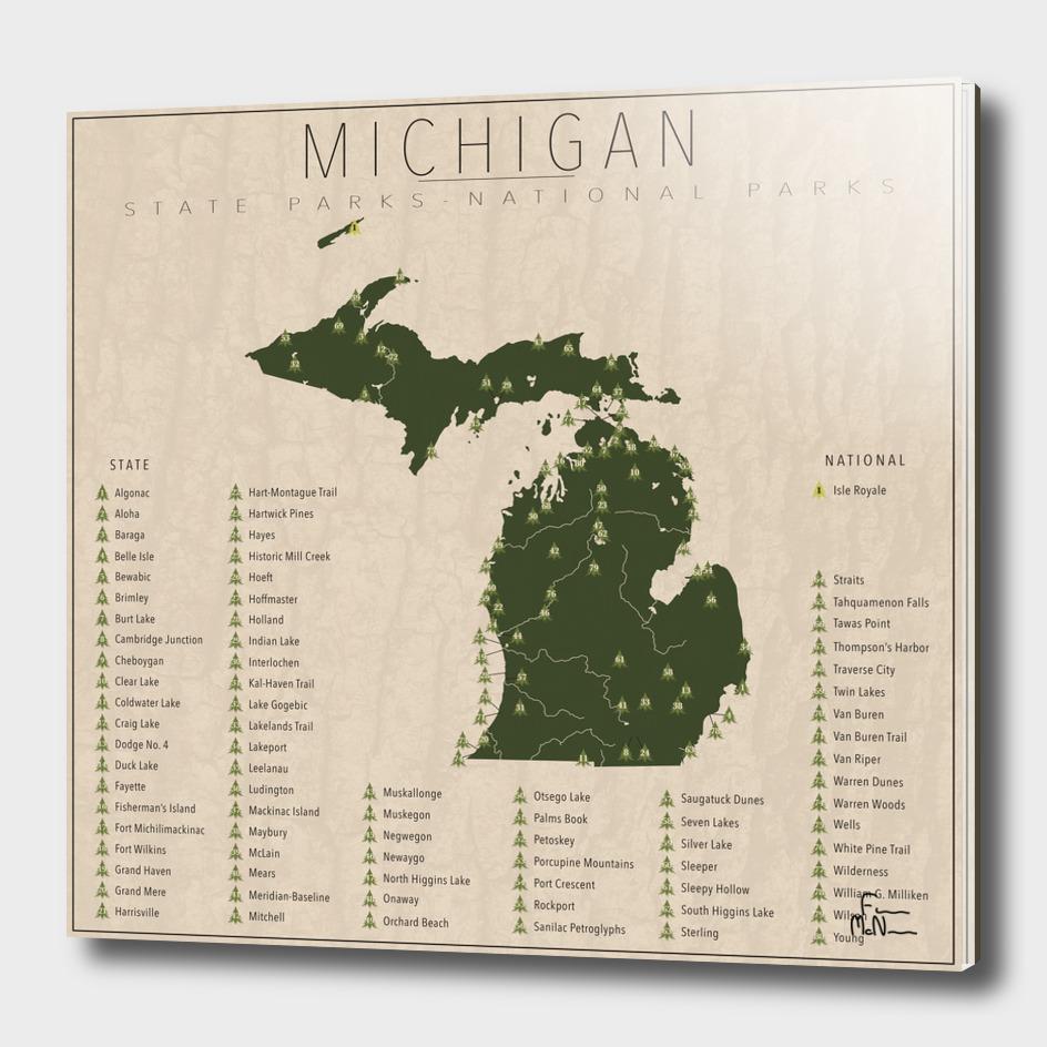 Michigan Parks