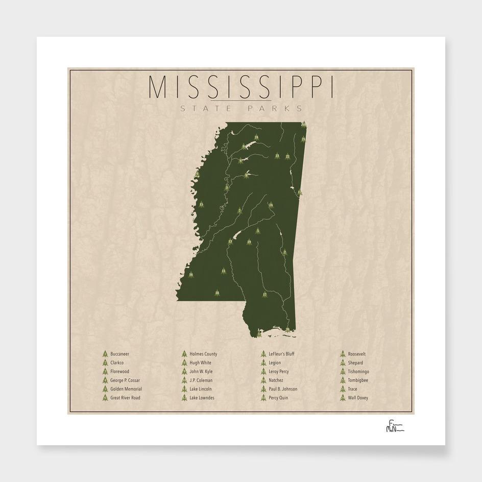 Mississippi Parks
