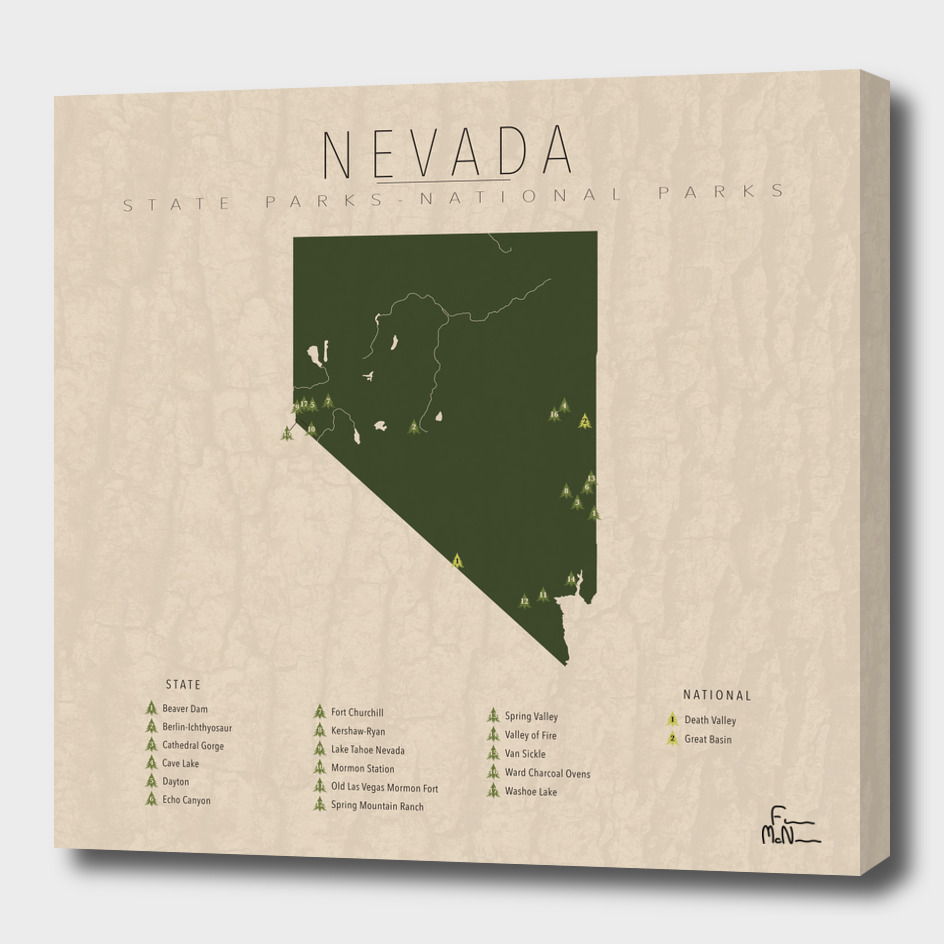 Nevada Parks