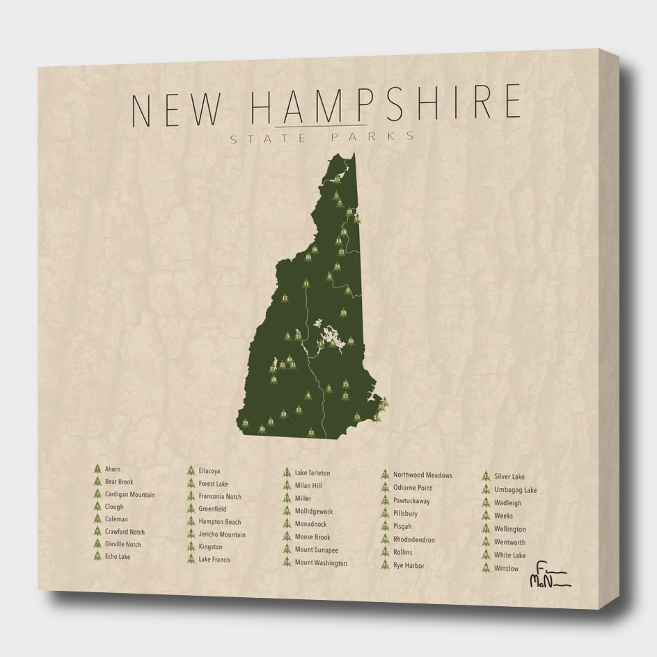 New Hampshire Parks