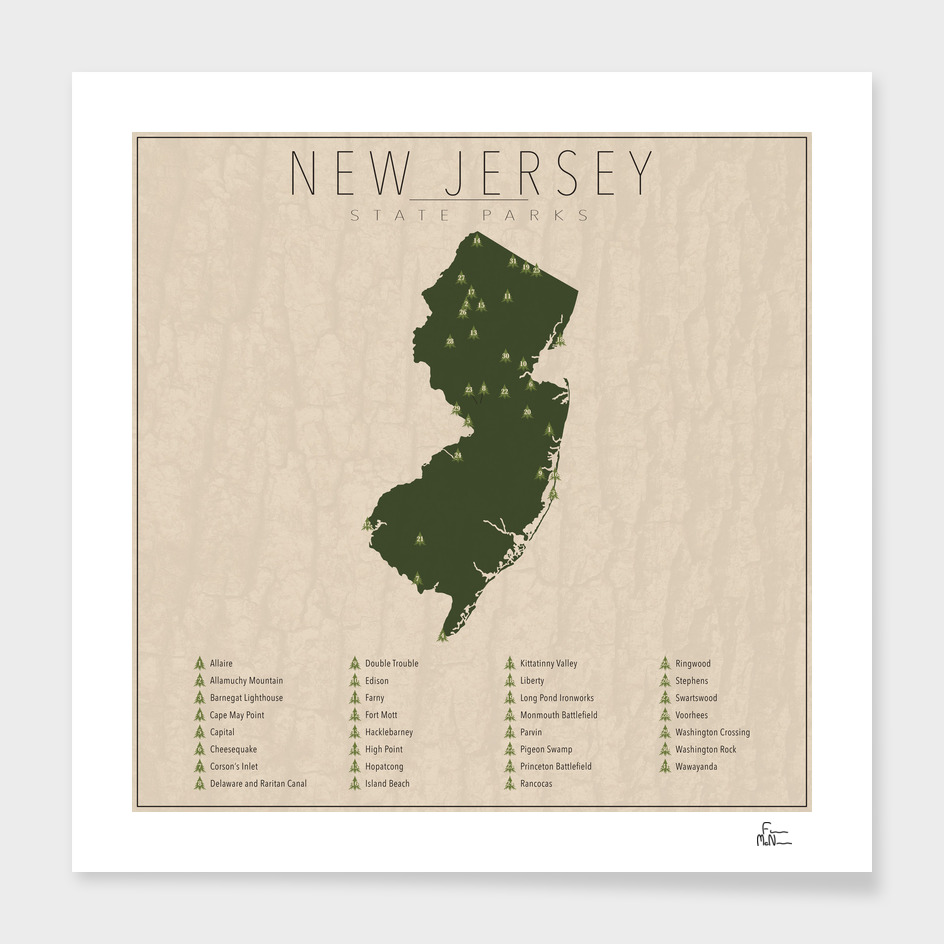 New Jersey Parks