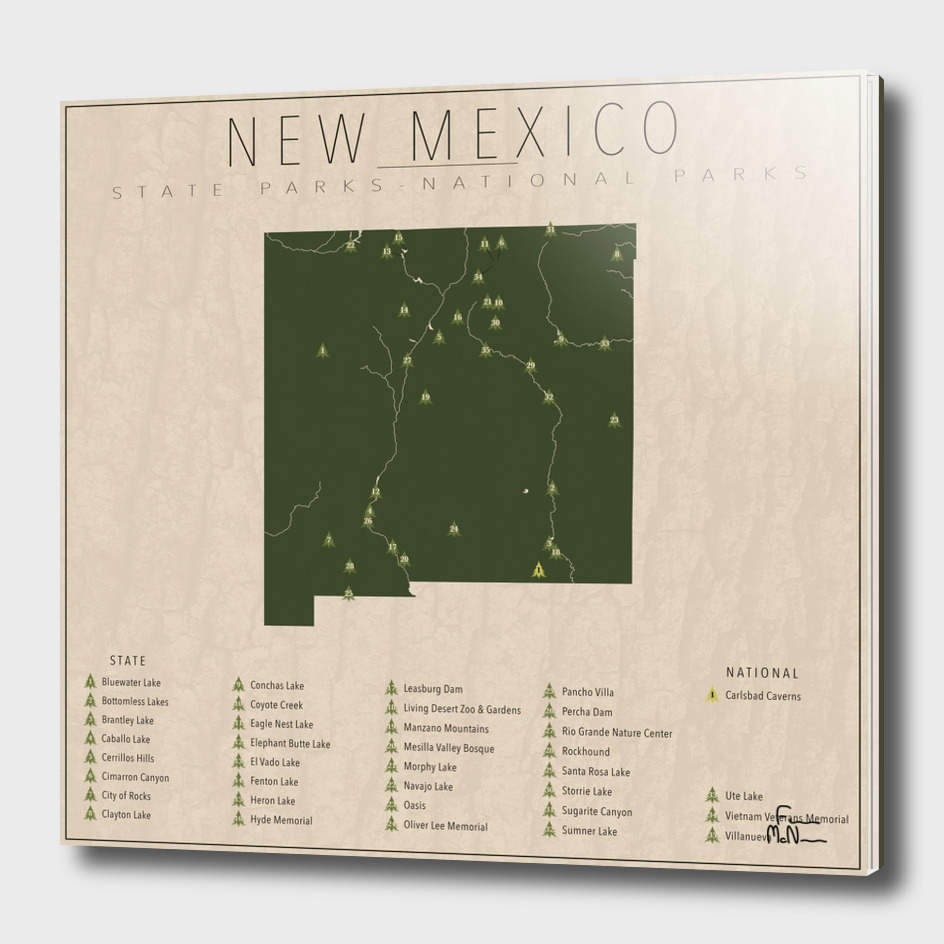 New Mexico Parks