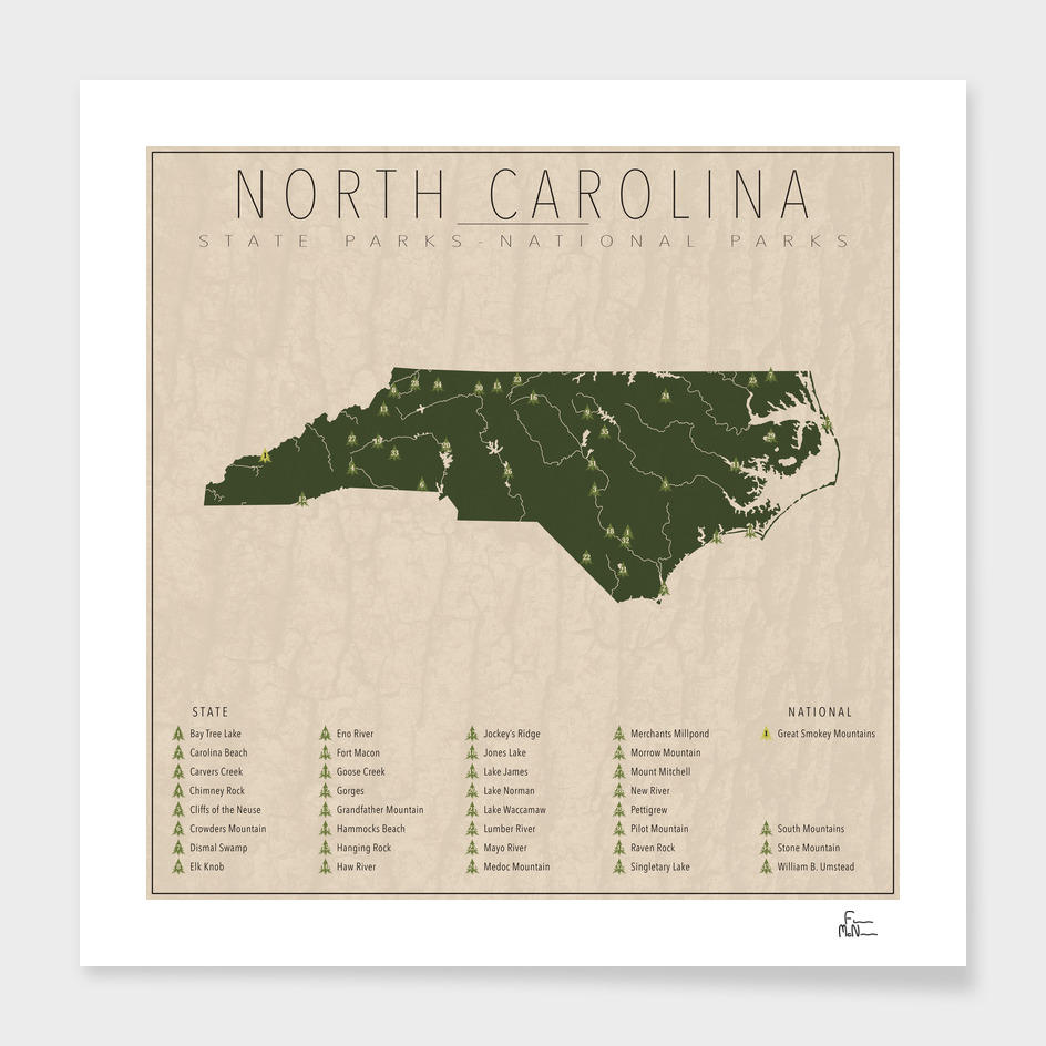 North Carolina Parks