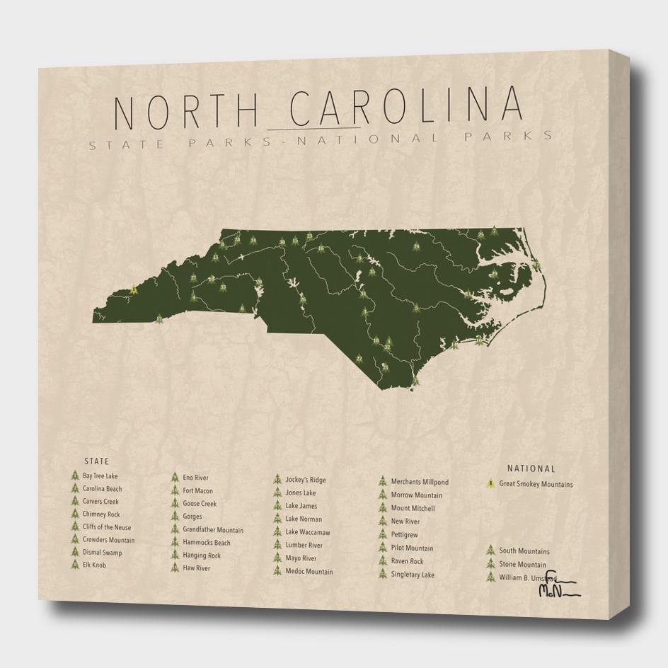 North Carolina Parks