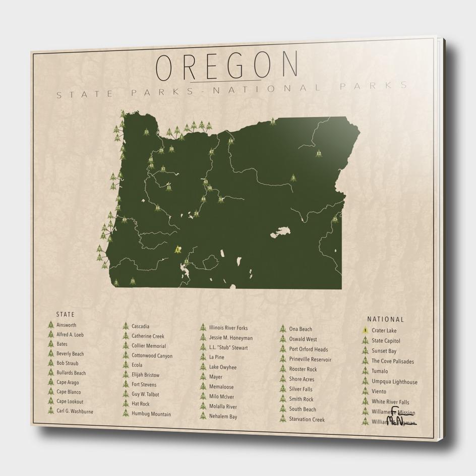 Oregon Parks