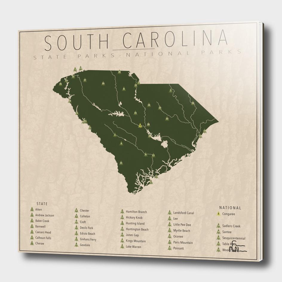 South Carolina Parks